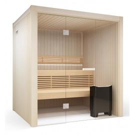 Sauna Tylö Harmony GF 2180x1670