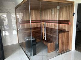 sauna na wymiar nr 10
