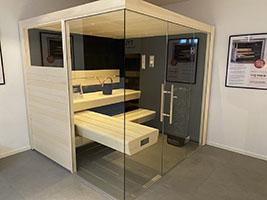 sauna na wymiar nr 5