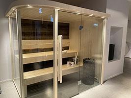 sauna na wymiar nr 7