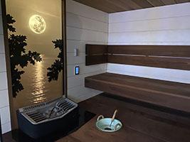 wnętrze sauny na wymiar nr 6